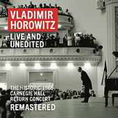 Vladimir Horowitz: Carnegie Hall Concert, May 9, 1965