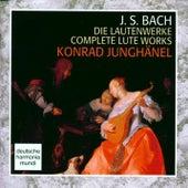 Bach: Die Lautenwerke / Complete Lute Works de Konrad Junghänel