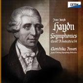 Haydn: Symphonies Vol. 8 No. 60 ''Il distratto'' & No. 54 von Norichika Iimori