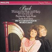 Bach, J.S.: Sonatas & Partitas for flute & harp by Various Artists