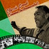 Classic Greek Cinema Instrumentals von Various Artists
