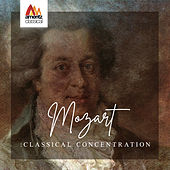Mozart: Classical Concentration de Various Artists