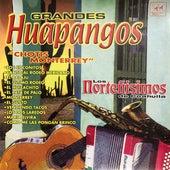 Grandes Huapangos, Chotis Monterrey by Los Norteñisimos De Coahuila