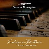 Piano Concertos - Ludwig van Beethoven (Classical Masterpieces) de Various Artists