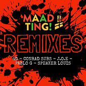 Maad Ting! - Remixes - Single by Various Artists