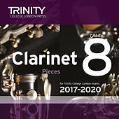 Clarinet Grade 8 Pieces for Trinity College London Exams 2017-2020 de Trinity College London Press