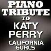 California Gurls - Single by Piano Tribute Players