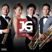 Genic 1 by Saxophone Quartet JG