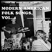 Modern American Folk Songs, Vol. 1 by Social Art Project