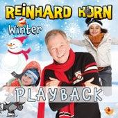 Winter – Meine Jahreszeiten-Hits (Playback) von Reinhard Horn