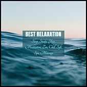 Best Relaxation: Sleep, Study, Yoga, Meditation, Zen, Chill, Soft, Spa, Massage de Various Artists