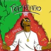 Trap art intro by Foxy Myller
