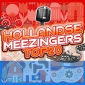 Hollandse Meezingers Top 20 van Various Artists