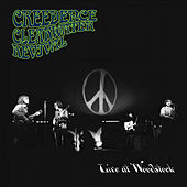 Live At Woodstock de Creedence Clearwater Revival