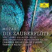 Mozart: Die Zauberflöte de Various Artists