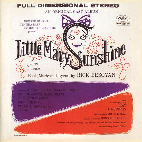 Little Mary Sunshine by The Original Cast Of
