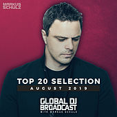 Global DJ Broadcast - Top 20 August 2019 by Various Artists