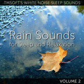 Rain Sounds for Sleep and Relaxation Volume 2 by Tmsoft's White Noise Sleep Sounds