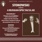 Leopold Stokowski Conducts Russian Spectacular von Leopold Stokowski