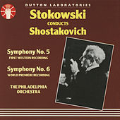 Stokowski Conducts Shostakovich by Leopold Stokowski