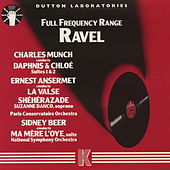 Maurice Ravel: Full Frequency Range de Maurice Ravel