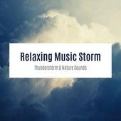 Relaxing Music Storm: Thunderstorm & Nature Sounds de Thunderstorm Sleep