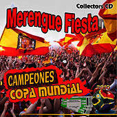 Campeones Copa Mundial 2010 (Collectors CD) by Merengue Fiesta