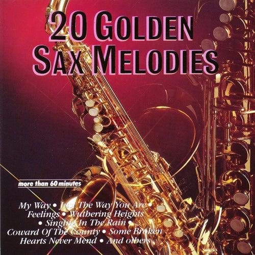 20 Golden Sax Melodies von United Studio Orchestra