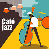 Café jazz: Piano relaxant, Smooth jazz, Piano délicat pour la détente, Jazz instrumental musique ambient de Relaxing Piano Music Relaxing Piano Music Consort