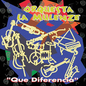 Que Diferencia de Orquesta La Mulenze (1)