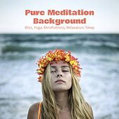 Pure Meditation Background: Bliss, Yoga, Mindfullness, Relaxation, Sleep de Various Artists