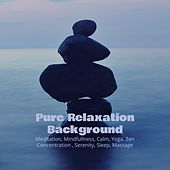 Pure Relaxation Background: Meditation, Mindfullness, Calm, Yoga, Zen, Concentration , Serenity, Sleep, Massage de Various Artists