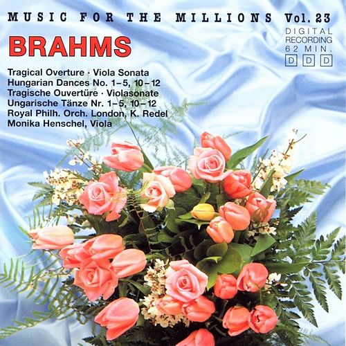 Music For The Millions Vol. 23 - Johannes Brahms by Various Artists