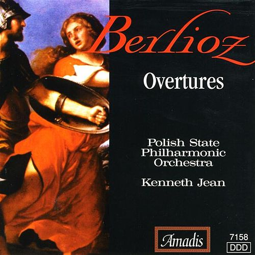Berlioz: Overtures by Kenneth Jean