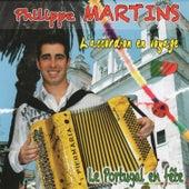 L'accordéon en voyage de Philippe Martins