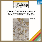 Mozart: Trio Sonatas, K. 10-15 & Divertimento, K. 245 de Salzburg Mozart Trio