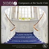 Composers at the Savile Club by Various Artists