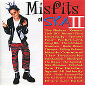 Misfits Of Ska II de Various Artists