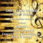 Music Of Handel von Various Artists
