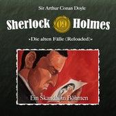 Die alten Fälle (Reloaded), Fall 9: Ein Skandal in Böhmen von Sherlock Holmes