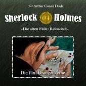 Die alten Fälle (Reloaded), Fall 4: Die fünf Orangenkerne von Sherlock Holmes