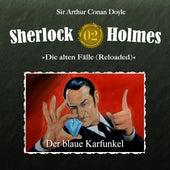 Die alten Fälle (Reloaded), Fall 2: Der blaue Karfunkel von Sherlock Holmes