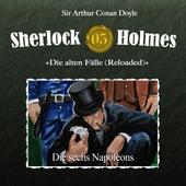 Die alten Fälle (Reloaded), Fall 5: Die sechs Napoleons von Sherlock Holmes