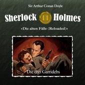Die alten Fälle (Reloaded), Fall 11: Die drei Garridebs von Sherlock Holmes