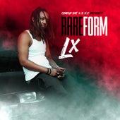 Rare Form von LX