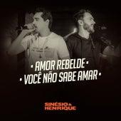 Amor Rebelde / Você Não Sabe Amar de Sinésio & Henrique