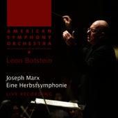 Marx: Eine Herbstsymphonie by American Symphony Orchestra