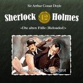 Die alten Fälle (Reloaded), Fall 12: Eine Studie in Scharlachrot von Sherlock Holmes