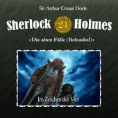 Die alten Fälle (Reloaded), Fall 24: Im Zeichen der Vier von Sherlock Holmes