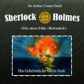 Die alten Fälle (Reloaded), Fall 22: Das Geheimnis der Gloria Scott von Sherlock Holmes